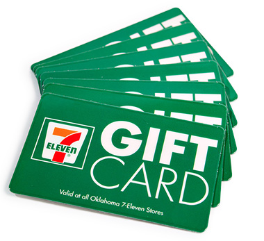 7 Eleven $20 Giftcard Newbie