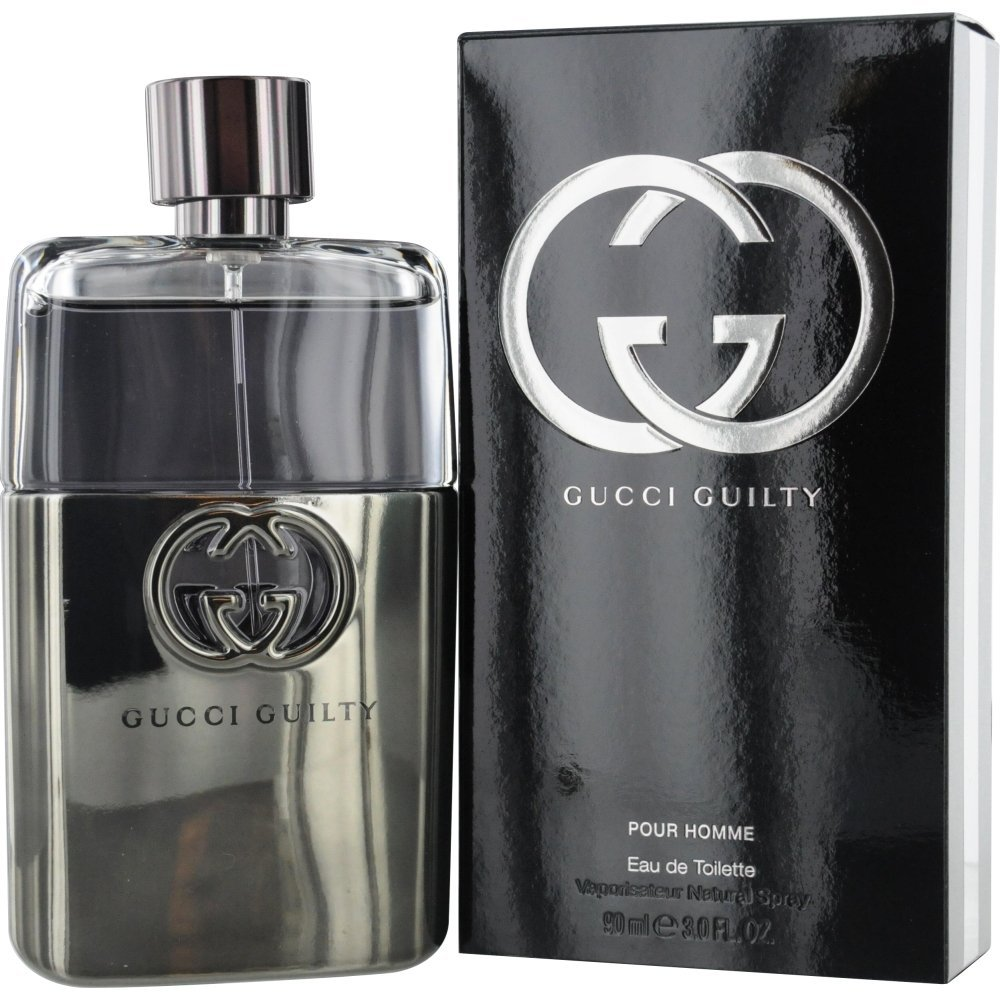 Guilty By Gucci EDT spray for Men 3 Ounce