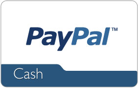 $50 Paypal Giftcard