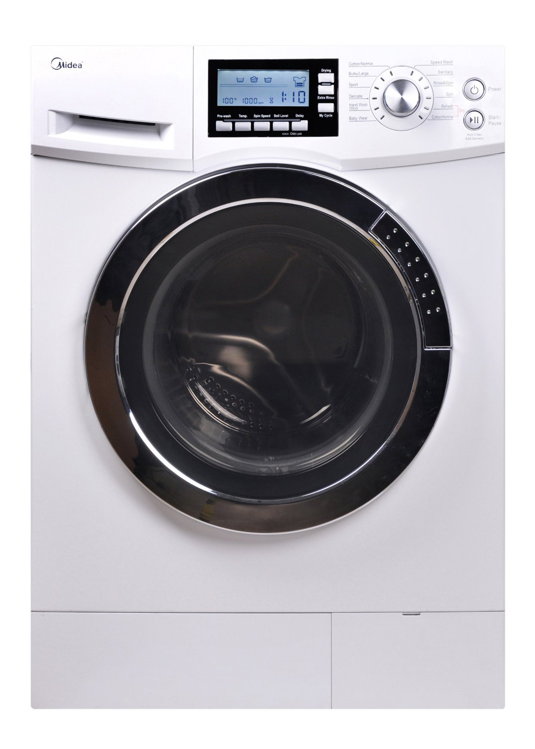 Midea 2.0 Cu. Ft. Washer/Dryer Combo
