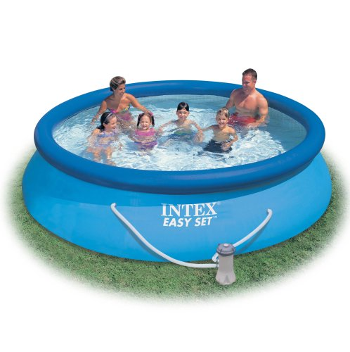 12 Foot by 30-Inch Pool Set