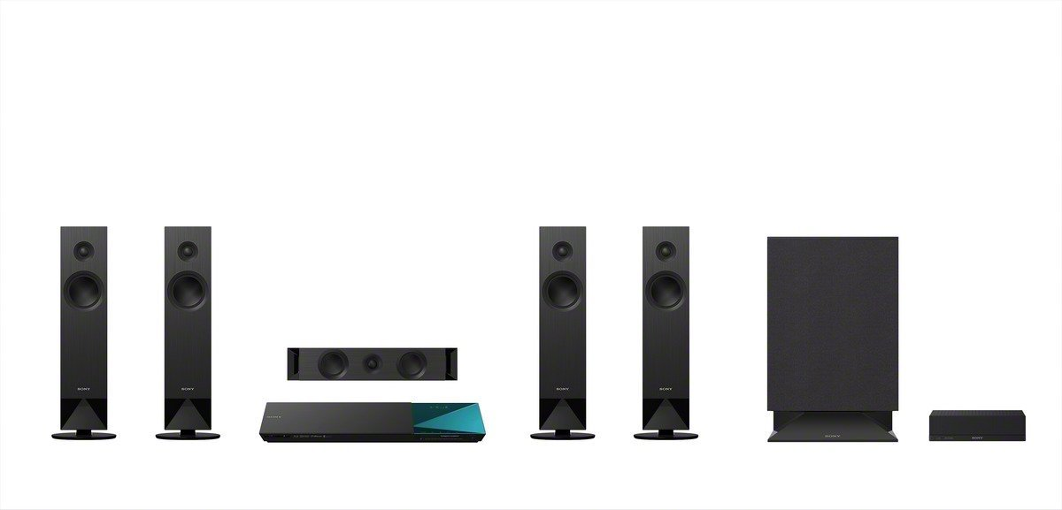 Sony 3D Blue Ray Home Theater
