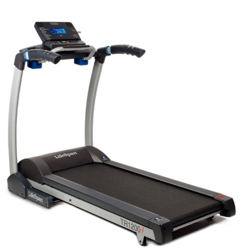 LifeSpan Folding Treadmill